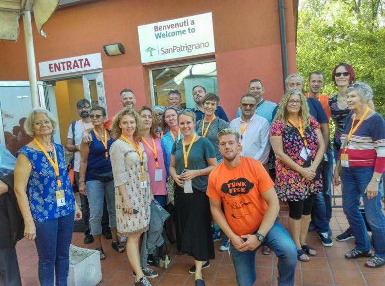 Read more: Italian prevention days in SanPatrignano
