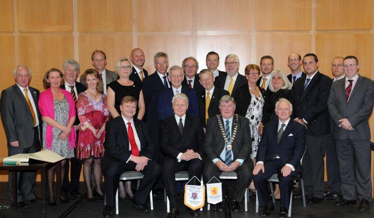 Read more: XIXth ECAD Mayors´ Conference in Killarney