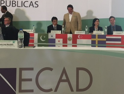 ECAD in Mexico cut